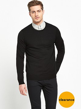jack-jones-jack-and-jones-premium-mark-merino-wool-crew-neck