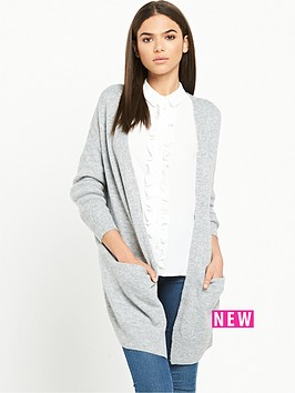 miss-selfridge-miss-selfridge-slouchy-patch-pocket-cardigan