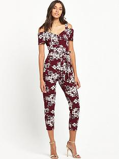miss-selfridge-petite-floral-gypsy-cold-shoulder-jumpsuit-burgundy