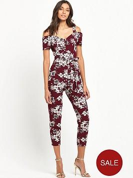 miss-selfridge-petite-floral-gypsy-cold-shoulder-jumpsuit-burgundy