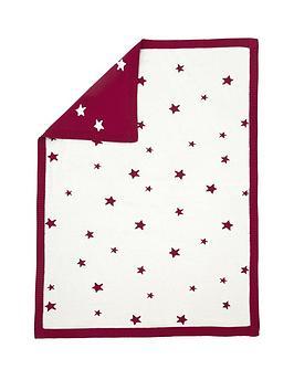 mamas-papas-christmas-stars-blanket