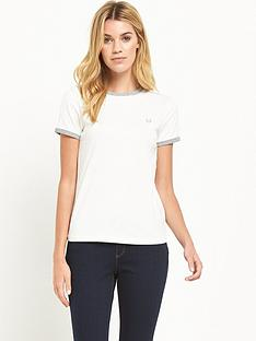 fred-perry-tonal-ringer-t-shirt-snow-white