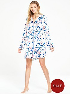 v-by-very-florida-blooms-satin-nightshirt