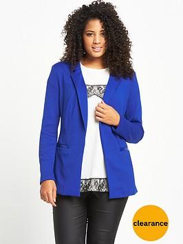 v-by-very-curve-jersey-blazer