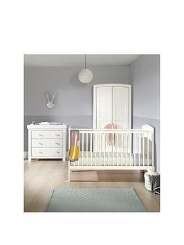 mamas-papas-hayworth-cot-bed-dresser-amp-wardrobe-white
