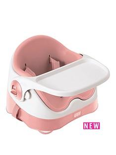 mamas-papas-baby-bud-booster-seat-pale-pink