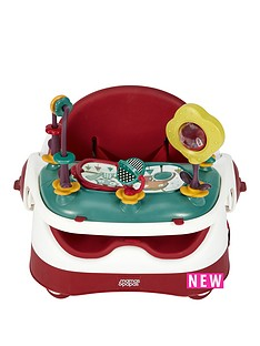 mamas-papas-baby-bud-booster-seat-with-activity-tray--red