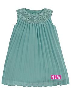 mamas-papas-baby-girls-pleated-lace-collar-dress
