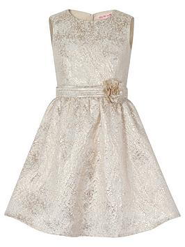 little-misdress-girls-jacquard-prom-dress
