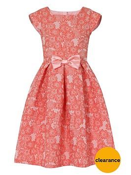 little-misdress-girls-floral-jacquard-dress