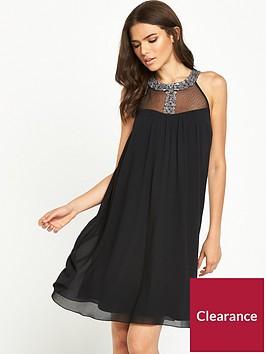 little-mistress-embellished-swing-dress-black
