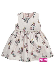 mamas-papas-baby-girls-flower-printed-dress