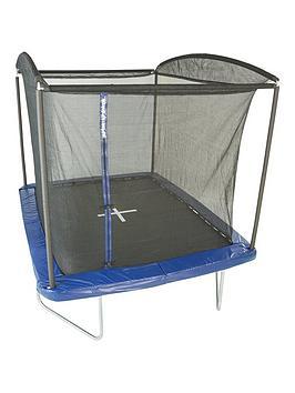 sportspower-10-x-8ft-rectangular-trampoline-and-enclosure