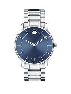 movado-movado-rondiro-black-dial-gold-tone-stainless-steel-bracelet-ladies-watch