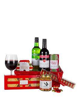 virginia-hayward-merry-christmas-basket