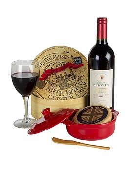 virginia-hayward-brie-baker-amp-bordeaux-wine-gift-set
