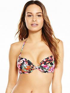 boux-avenue-polynesia-floral-plunge-bikini-topnbsp