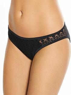 boux-avenue-bonairenbspcrochet-classic-bikini-brief-black