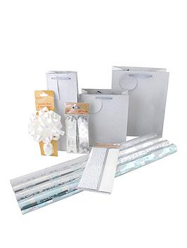 36-piece-silver-gift-wrap-bundle