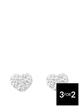 love-silver-sterling-silver-crystal-heart-glitter-studs