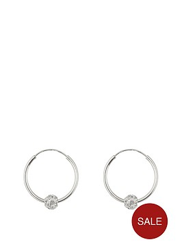 love-gold-sterling-silver-lightweight-16mmnbsphoops-with-crystal-glitter-ball