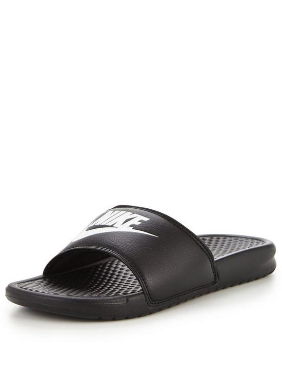 e44b7ffb92e376 Nike Benassi Just Do It. Slider