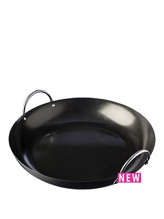 typhoon-39cm-non-stick-paella-pan