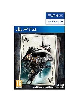 playstation-4-batman-return-to-arkham