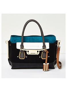 ri-studio-structured-tote-with-front-pocket