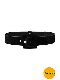 river-island-velvet-buckle-detail-waist-belt