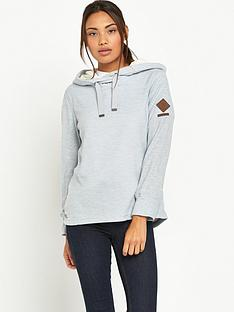 regatta-ceferina-lightweight-overhead-fleece-grey