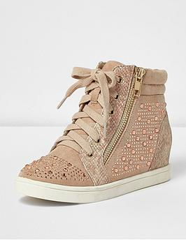 river-island-girls-high-top-wedge-diamantenbsptrainers