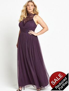 little-mistress-curve-high-neck-sleeveless-maxi-dress-berry