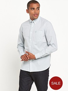 fred-perry-classic-gingham-long-sleeve-shirt