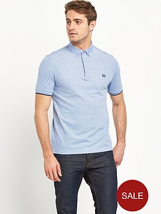 fred-perry-woven-collar-polo