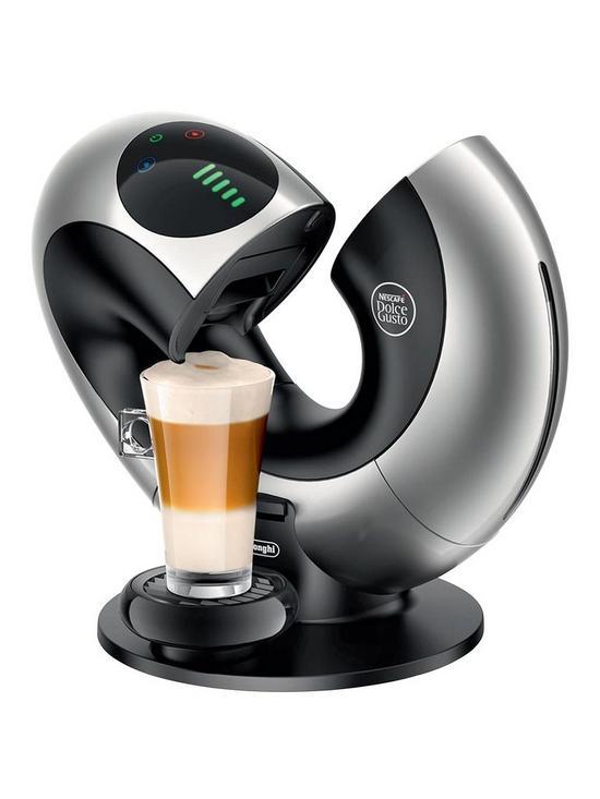 eb34d4516ca Nescafe Dolce Gusto DeLonghi EDG736.S Eclipse Coffee Machine | very ...