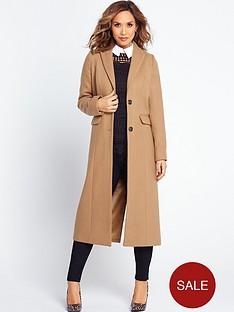 myleene-klass-single-breasted-coat-camel