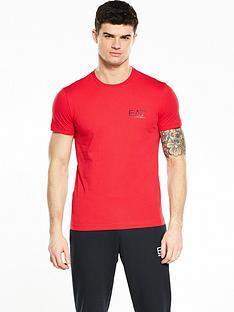 emporio-armani-ea7-small-logo-t-shirt