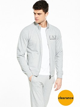 emporio-armani-ea7-logo-fleece-track-top