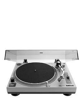 lenco-l3808-professional-turntable-with-direct-drive-usb-and-built-in-pre-amplifier-grey