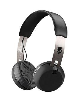 skullcandy-grind-wirelessbluetooth-on-earnbspheadphonesnbsp--black-chrome