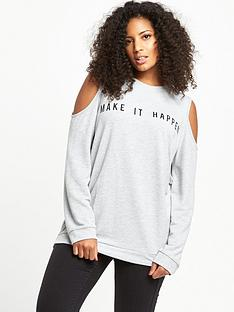 so-fabulous-cold-shoulder-loopback-sweat