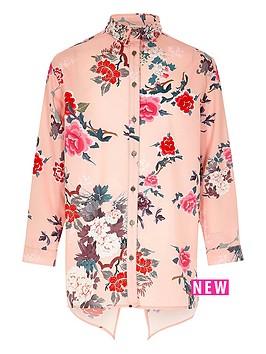 river-island-girls-pink-floral-print-shirt
