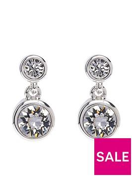 karen-millen-crystal-dot-drop-earring-made-with-swarovski-elements