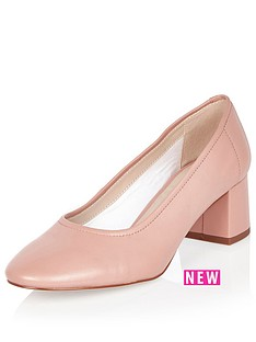 river-island-river-island-block-heel-glove-shoe