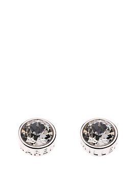 karen-millen-karen-millen-silver-logo-stud-earrings-made-with-swarovski-elements