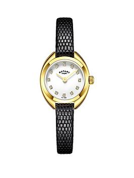 rotary-rotary-white-dial-gold-tone-case-black-fabric-strap-ladies-watch
