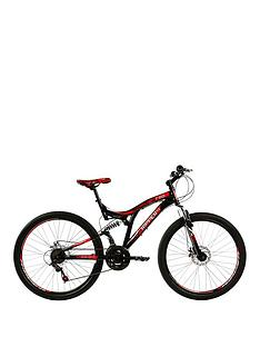 RAD MX Ripper Full Suspension Mountain Bike 26 inch Wheel
