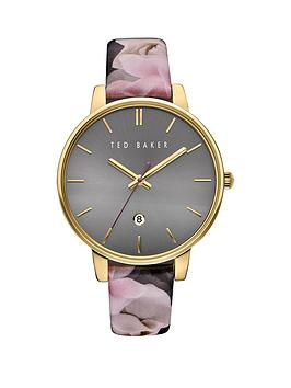 ted-baker-grey-dial-floral-patent-leather-strap-ladies-watch