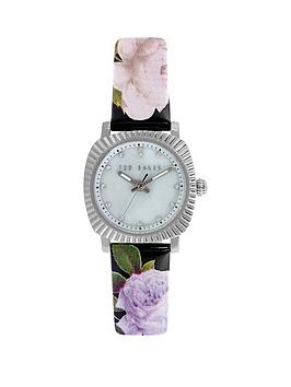 ted-baker-ted-baker-white-dial-coin-case-floral-strap-ladies-watch